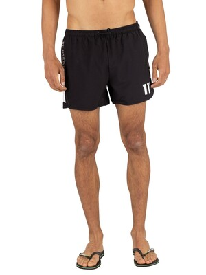 11 Degrees Optum Swim Shorts - Black