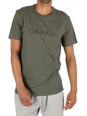 Calvin Klein Graphic T-Shirt - Hunter