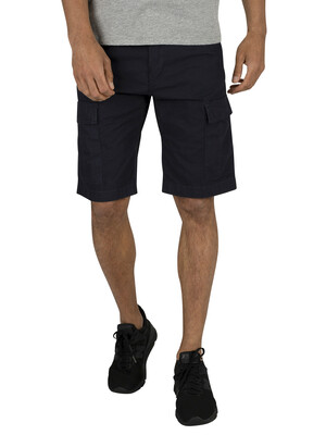 Carhartt WIP Aviation Cargo Shorts - Dark Navy