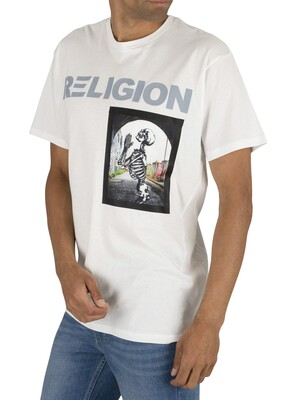 Religion Chapel T-Shirt - White