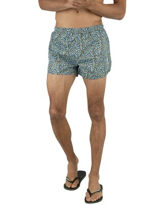 Religion Daze Swimshorts - Blue