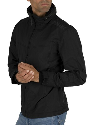 Superdry Altitude SD-Wind Hiker Jacket - Black
