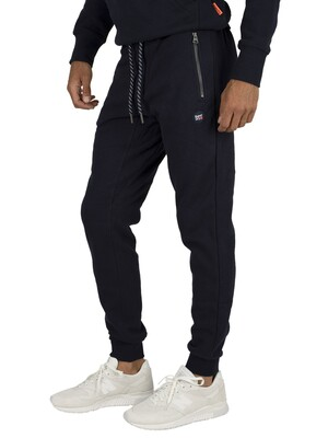 Superdry Collective Joggers - Box Navy