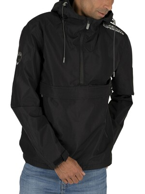 Superdry Overhead Elite SD-Windcheater Jacket - Black