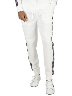 Tommy Hilfiger Track Joggers - White