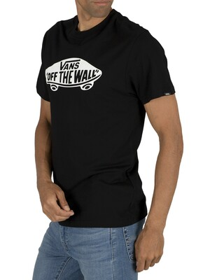 Vans Graphic T-Shirt - Black/White
