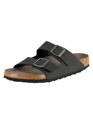Birkenstock Arizona BS Sandals - Desert Soil Black