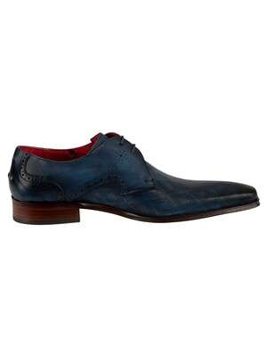 Jeffery West Leather Shoes - Jeans
