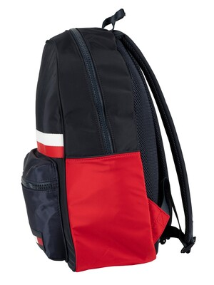 Tommy Hilfiger Sport Mix Backpack - Corporate
