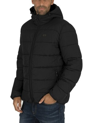Barbour International Court Jacket - Black