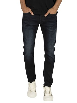 G-Star 3301 Slim Jeans - Dark Aged