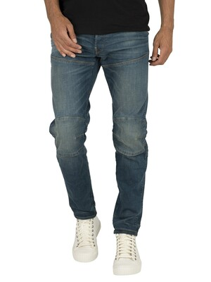 G-Star 5620 3D Slim Jeans - Medium Aged