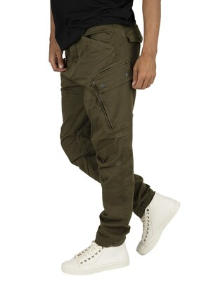 G-Star Roxic Cargos - Dark Bronze Green
