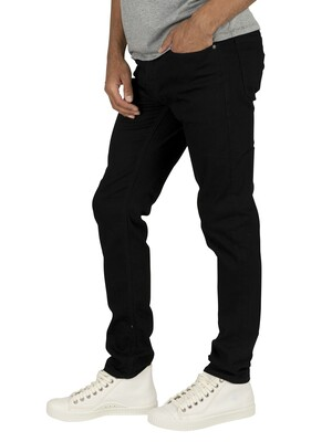 Jack & Jones Glenn Original 816 Slim Jeans - Black