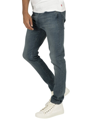 Levi's 512 Slim Taper Fit Jeans - Creeping Thyme