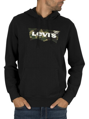 Levi's Graphic Pullover Hoodie - Animal Mineral