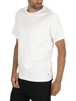 Levi's Relaxed Graphic T-Shirt - White