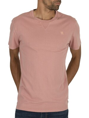 G-Star Earth T-Shirt - Dark Tea Rose