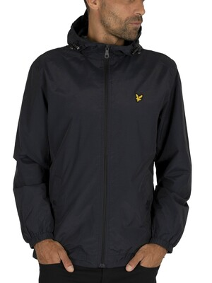 Lyle & Scott Hooded Jacket - Dark Navy