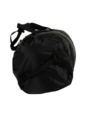 Lyle & Scott Lightweight Barrel Bag - True Black
