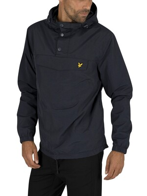 Lyle & Scott Overhead Anorak Jacket - Dark Navy