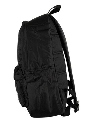Lyle & Scott Wadded Backpack - True Black