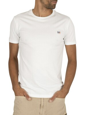 Superdry Collective T-Shirt - Optic
