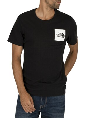 The North Face Fine T-Shirt - Black