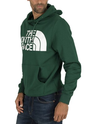 The North Face Standard Pullover Hoodie - Night Green