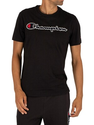 Champion Graphic T-Shirt - Black