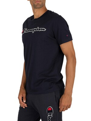 Champion Graphic T-Shirt - Navy