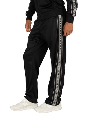 Champion Straight Hem Joggers - Black