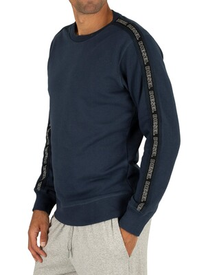 Diesel Willy Sweatshirt - Navy