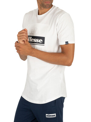 Ellesse Adamello T-Shirt - White