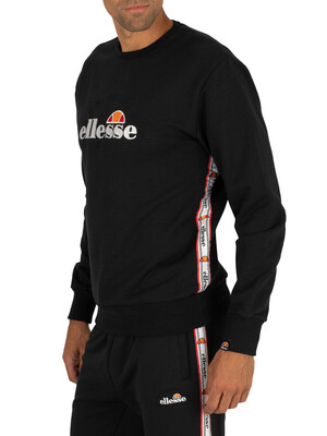Ellesse Mexicali Sweatshirt - Black