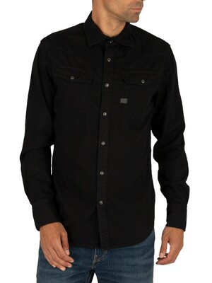 G-Star 3301 Slim Shirt - Dark Aged
