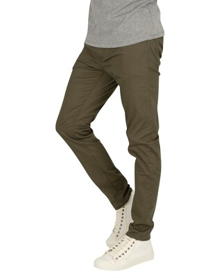 Levi's 512 Slim Taper Jeans - Olive Night Sorbtek