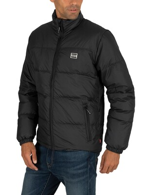 Levi's Coit Down Puffer Jacket - Black
