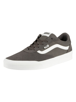 Vans Palomar Trainers - Pewter/White