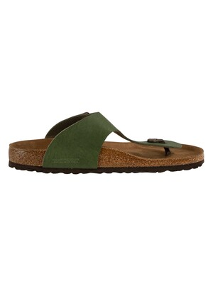 Birkenstock Ramses BS Vegan Sandals - Green