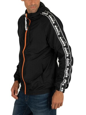 Diadora Trofeo Jacket - Black
