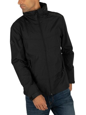 Superdry Altitude Hiker Jacket - Jet Black