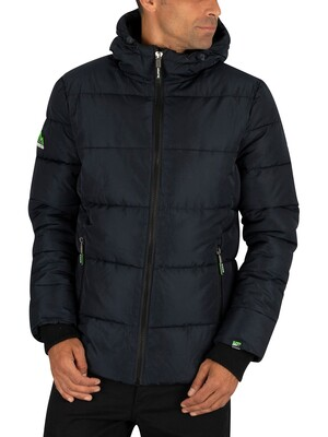 Superdry Sports Puffer Jacket - Ink