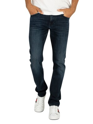 Tommy Hilfiger Straight Denton Jeans - Basin Blue