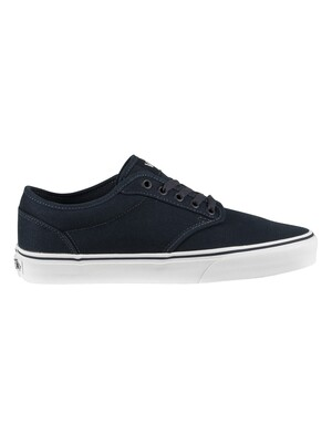 Vans Atwood Canvas Trainers - Navy/White