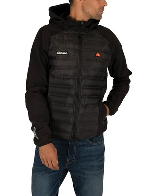 Ellesse Berici Padded Jacket - Black