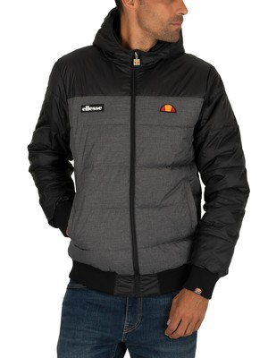 Ellesse Brenta Padded Jacket - Black