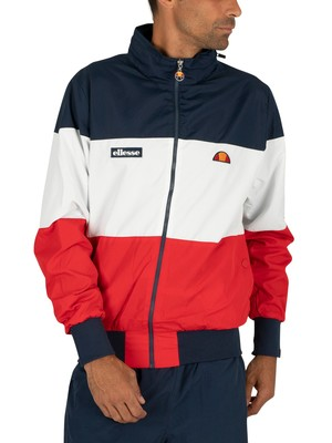 Ellesse LA Querce Jacket - Red