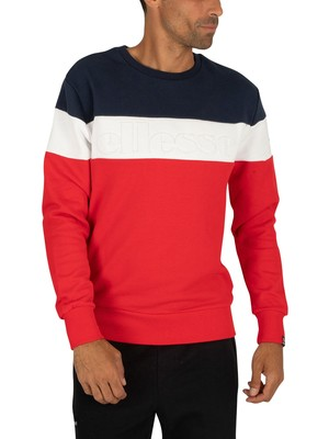 Ellesse Torre Sweatshirt - Red