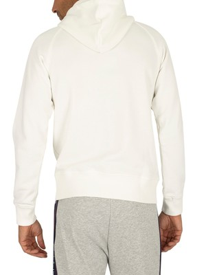 Gant Archive Pullover Hoodie - Eggshell